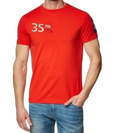 Camiseta HP HELLY HANSEN