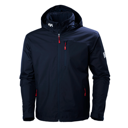 Chaqueta crew hooded midlayer HELLY HANSEN